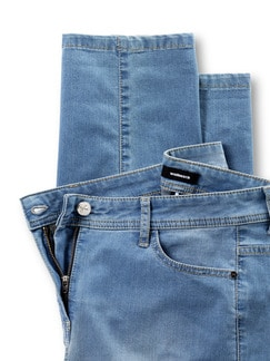 Ultraleicht-Jeans Light Blue Detail 4