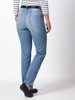 Ultraleicht-Jeans Light Blue Detail 3