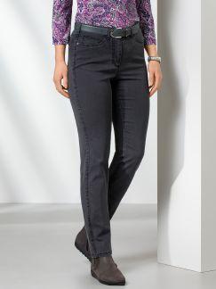 Passform Jeans Slim Fit Grey Detail 1