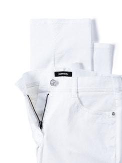 Yoga-Jeans Ultraplus Weiß Detail 4