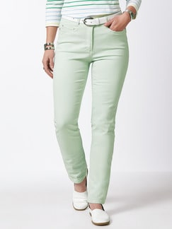 Yoga-Jeans Ultraplus Mint Detail 1