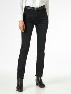 Yoga-Jeans Ultraplus Feminine Fit Black Detail 1