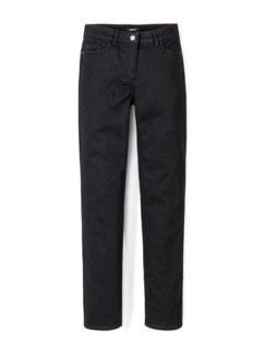 Jogger Jeans Black Detail 2