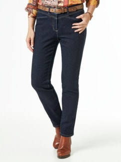 Candiani Jeans Deep Blue Detail 1