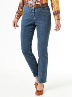 Candiani Jeans Blue Stoned Detail 1