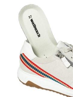 Modern City Sneaker Offwhite Detail 3