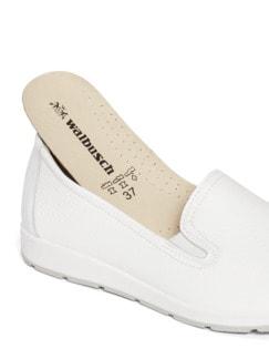 Koffer-Slipper 2.0 Weiß Detail 3