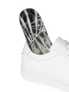Damensneaker Palme Weiß Detail 3