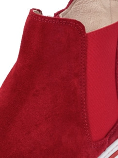 Reißverschluss-City Chelsea Rot Detail 4