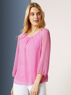 Shirtbluse 2-in- Plus Punkt