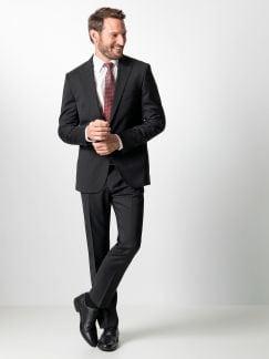 Biella Anzug Super100 Schwarz