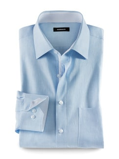 Sommerhemd Miramar Hellblau Detail 1
