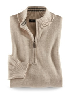 Troyer Cashmere Touch Sand Detail 1