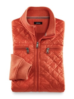 Allzweck-Blouson Bedford Orange Detail 1