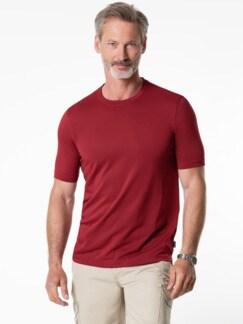 Klepper Dry Touch T-Shirt Rot Detail 2