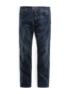 Jogger-Jeans Five Pocket Blue Detail 1