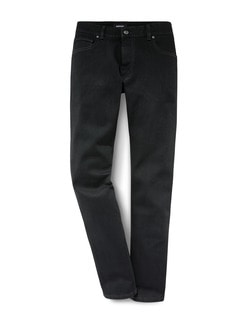 Selvage Raw-Denim Black Detail 1