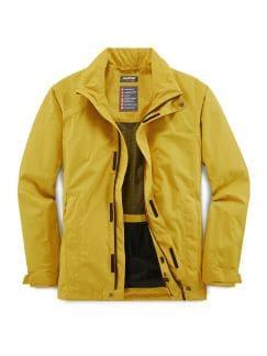 Klepper Packaway-Jacke Aquastop Gelb Detail 1