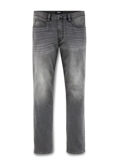 Husky Jeans Five-Pocket Grey Detail 1