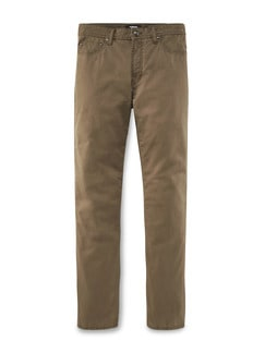 Extraglatt Thermo Five Pocket Beige Detail 1