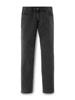 Thermo Comfort Five Pocket Grau Detail 1