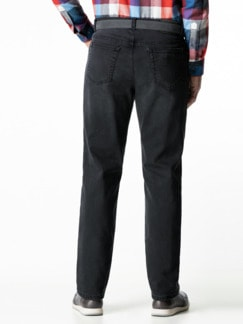 Thermojeans Five Pocket Grey Detail 3