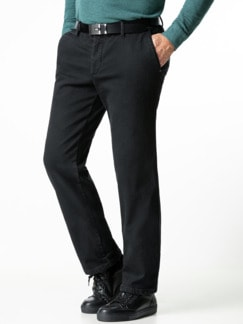 Thermojeans Chino Black Detail 2