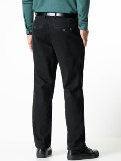 Thermojeans Chino Black Detail 3