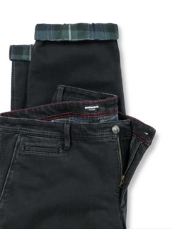Thermojeans Chino Grey Detail 4