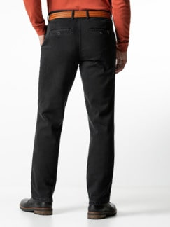 Thermojeans Chino Grey Detail 3