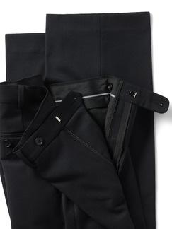ProFlex Anzug-Hose Schwarz Detail 4