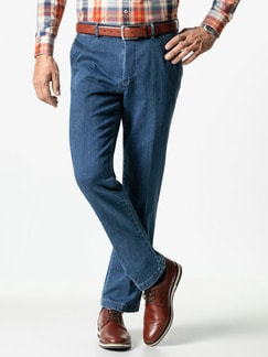 Jogger-Jeans Chino Light Blue Detail 2