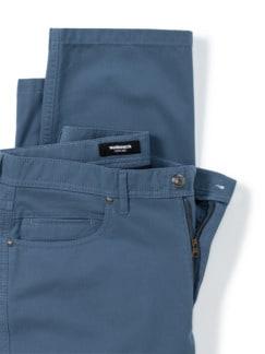 T400 Easycare Five Pocket Mittelblau Detail 4