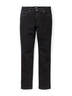 Relaxbund Five Pocket Jeans Black Detail 1