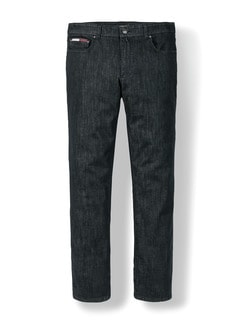 Thermolight Five Pocket Jeans Black Detail 1