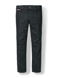 Thermolite Five Pocket Jeans Black Detail 1
