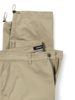 Highstretch Travel Cargo 7/8 Sand Detail 4