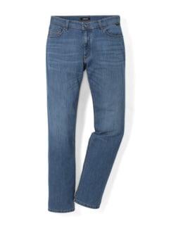 Cordura Jeans Bleached Detail 1