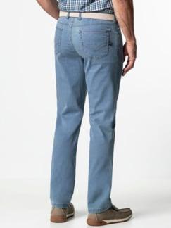 Ultra Dry Klima Jeans Hellblau Detail 3