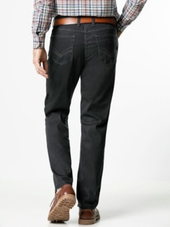 Ultra Dry Klima Jeans Schwarz Detail 3