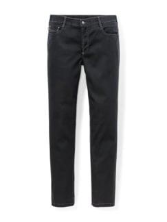Ultra Dry Klima Jeans Schwarz Detail 1