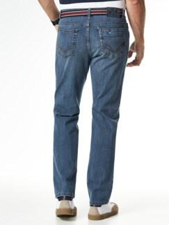 Gürtel-Jeans Modern Fit Blue Stone Detail 3