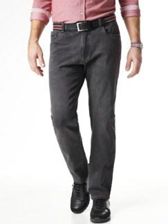 Gürtel-Jeans Modern Fit Grey Detail 2