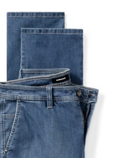 Cargo Jeans Bleached Detail 4