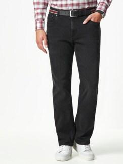 Gürtel-Jeans Regular Fit Black Detail 2