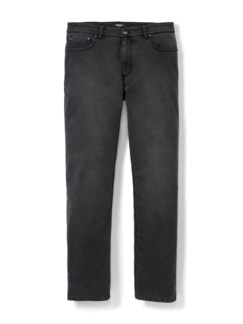 Alaska Jeans Dark Grey Detail 1