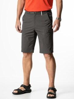 Klepper Active Shorts Anthrazit Detail 2