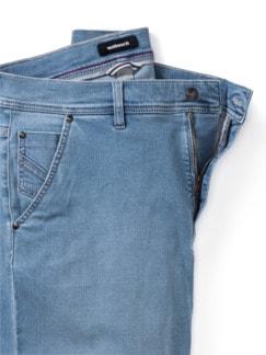 Ultralight 7/8-Jeans 2.0 Summer Bleached Detail 4