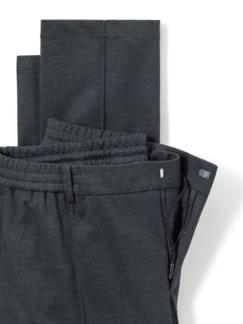 Highstretch-Anzug-Hose Anthrazit Detail 4