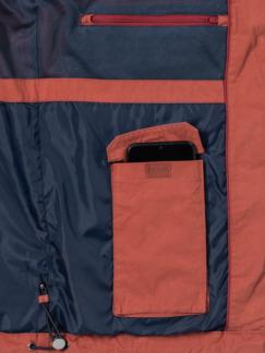 10-Taschen Weste Terra Detail 3